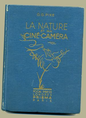 La Nature et ma Cine-Camera Cover